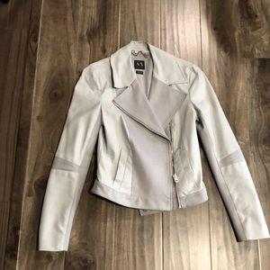 A/X leather jacket